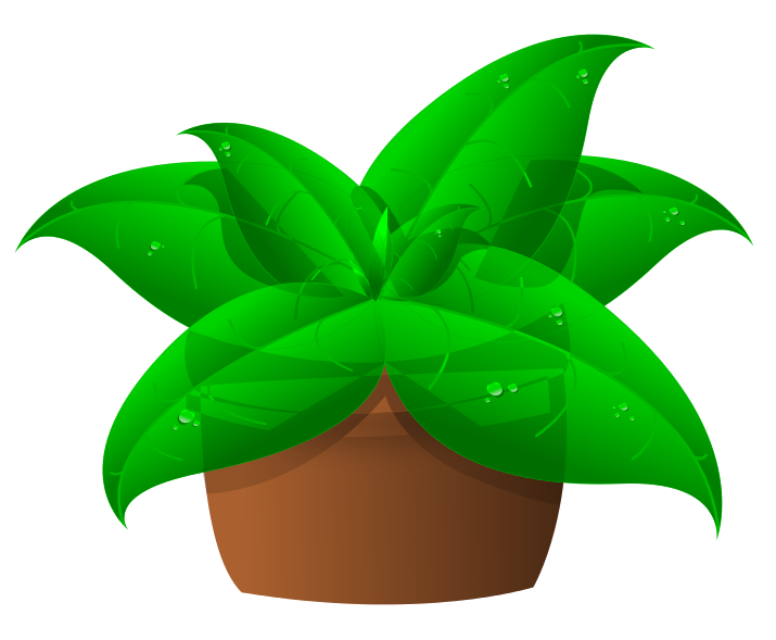 jpg freeuse Green Plant Clipart