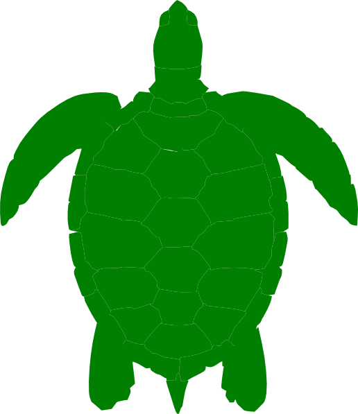 clip art library download Green Sea Turtle Clip Art at Clker