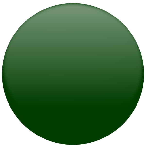 clip art Ball Dark Green Clip Art at Clker