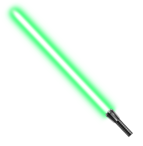 banner royalty free green transparent lightsaber #113321666