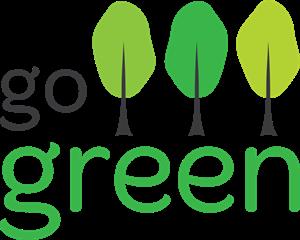 clip free library Go logo eps free. Green vector