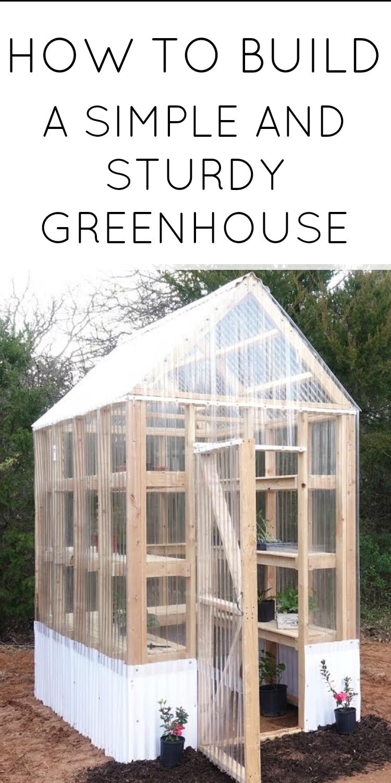 transparent stock transparent roof greenhouse #117286529