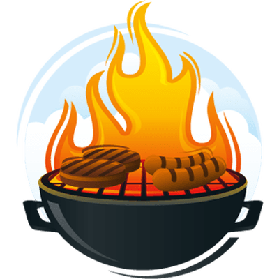 png free library Grilled clipart outdoor grill. Bbq transparent png stickpng