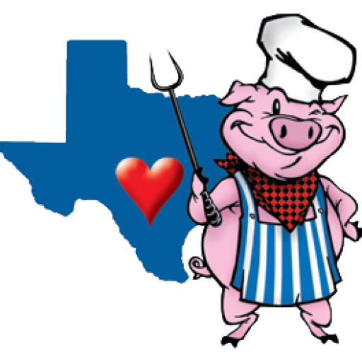 svg royalty free download Heart Of Texas Barbecue