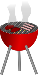 picture royalty free Grill clipart. Barbecue clip art at