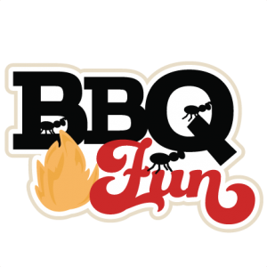 svg free BBQ Fun scrapbook title SVG cutting files summer svg cut files grill