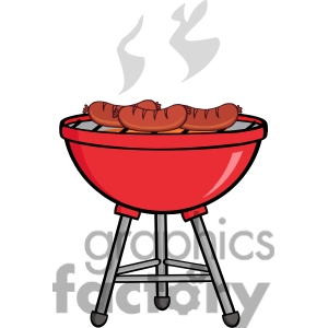 picture black and white download Grilled clipart. Black and white bbq.
