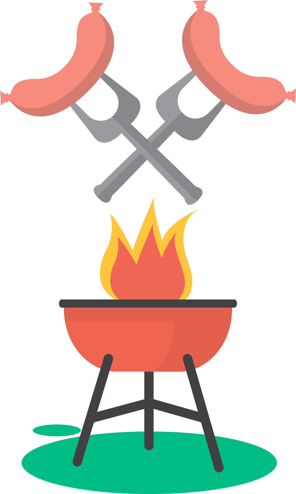 jpg freeuse library Barbecue steak picnic grilling. Grilled clipart grill fish
