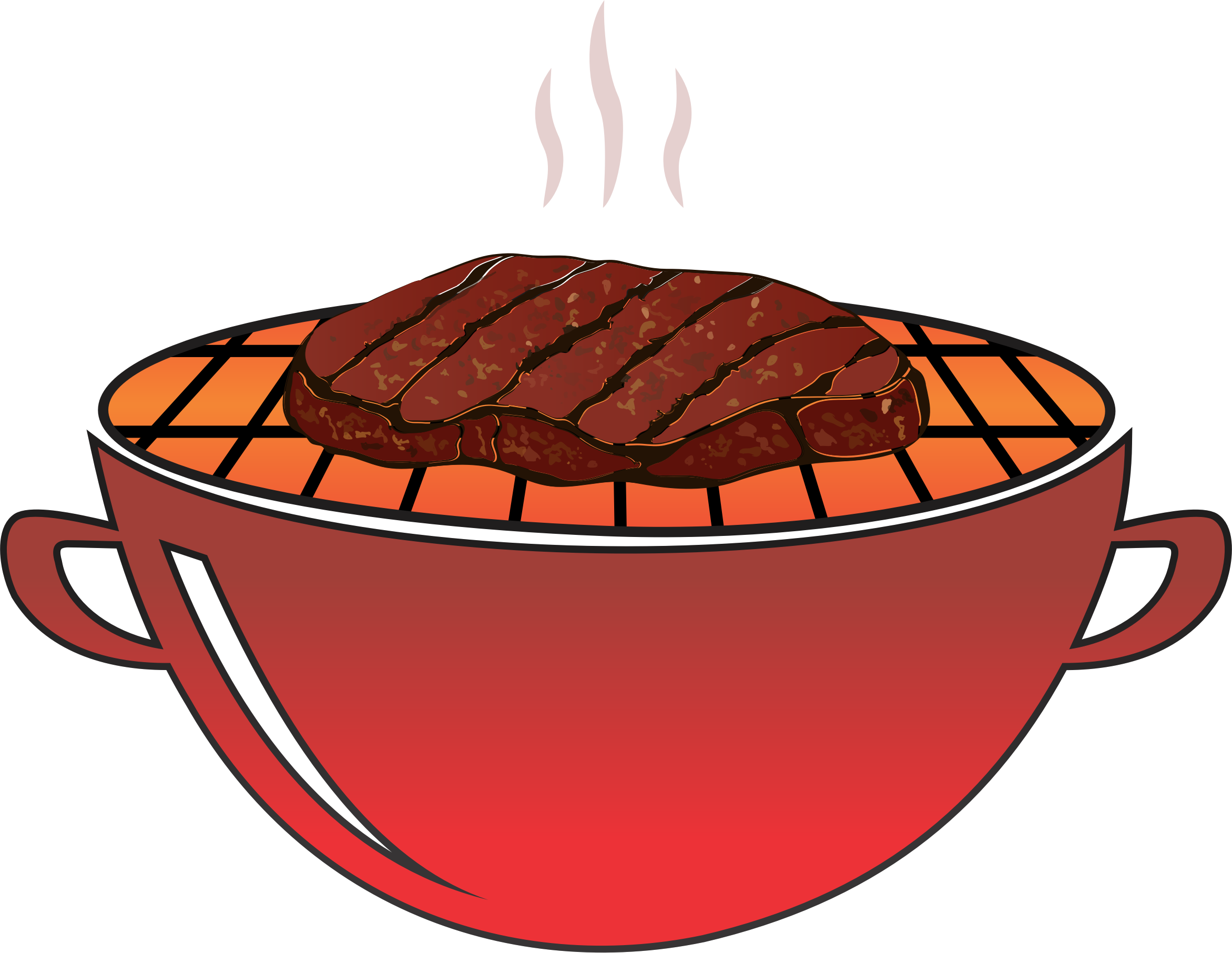 image royalty free download barbecue clipart bbq steak #76388677