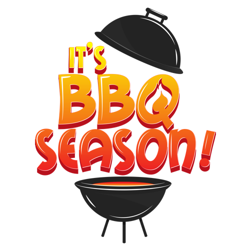 vector black and white Grills it s bbq. Grilled clipart propane grill