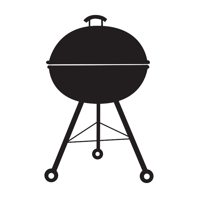 vector freeuse Grilling clipart bbq smoker. Barbecue smoking clip art