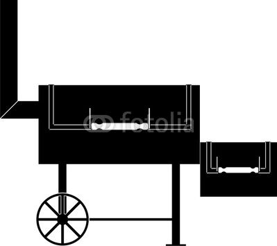 clip royalty free library Barbecue grill direct txt. Grilling clipart bbq smoker