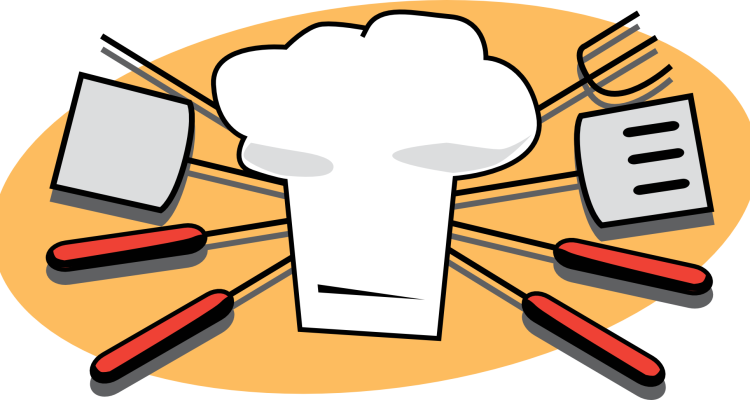 clip black and white stock Grilling clipart chat. Gadgets part thetechgeek