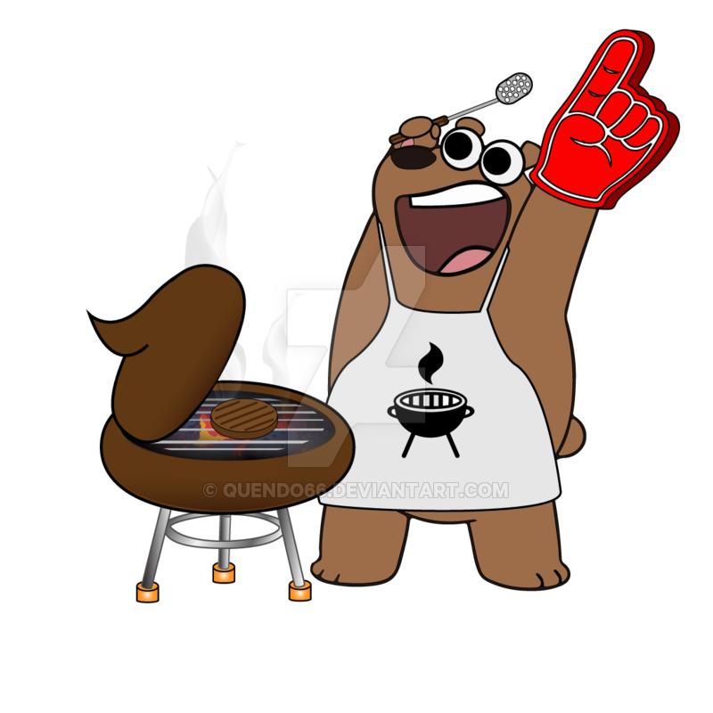 png Transparent free for . Grilling clipart chat