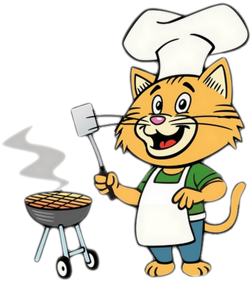 clipart freeuse barbecue clipart chat #76402291