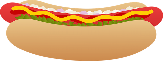 vector freeuse stock Grilling clipart chili dog. Chile free on dumielauxepices