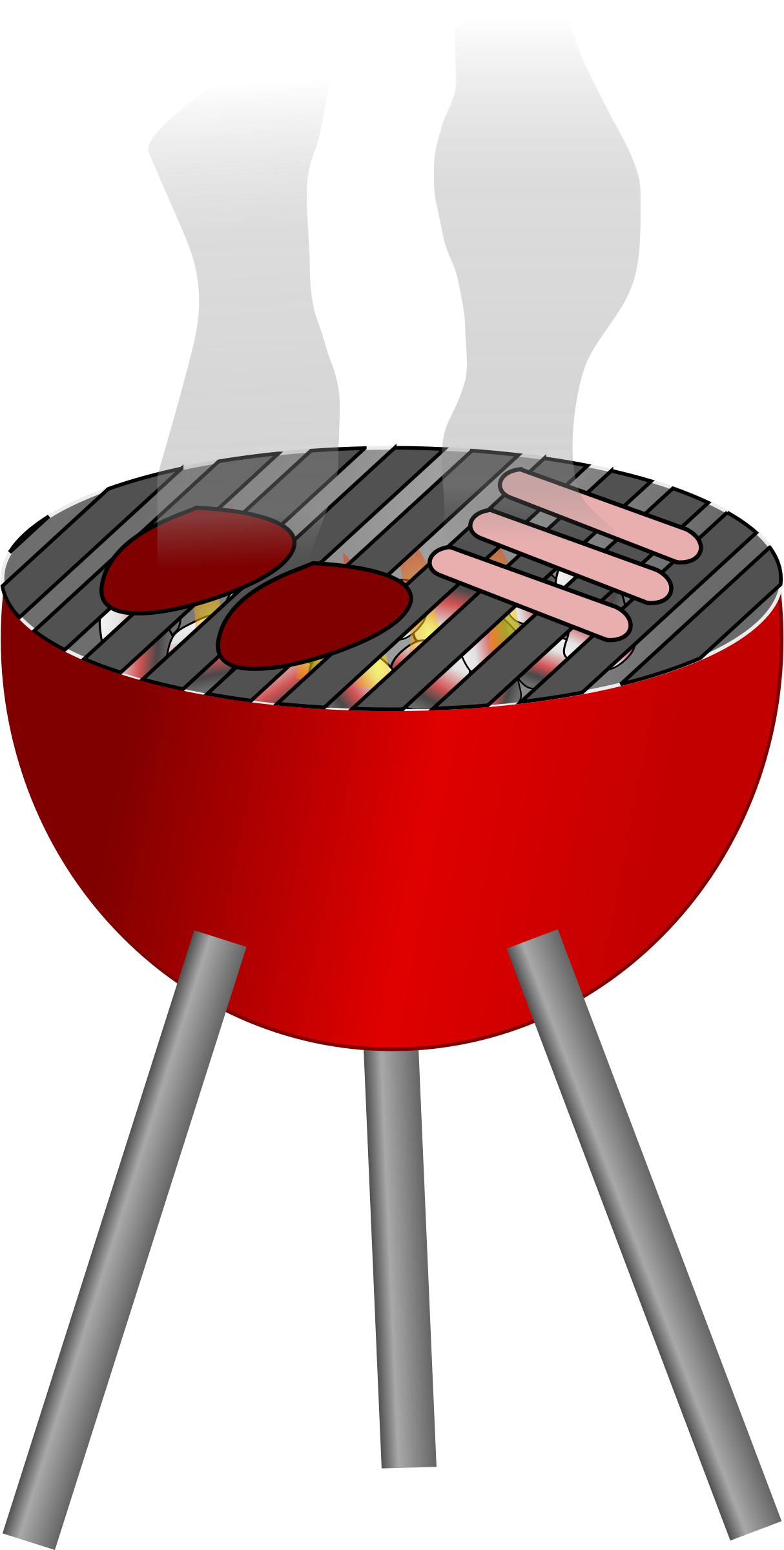 banner free download Grilling clipart grill top.  collection of bbq