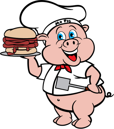 picture freeuse stock Free sandwich cliparts download. Grilling clipart pulled pork bbq