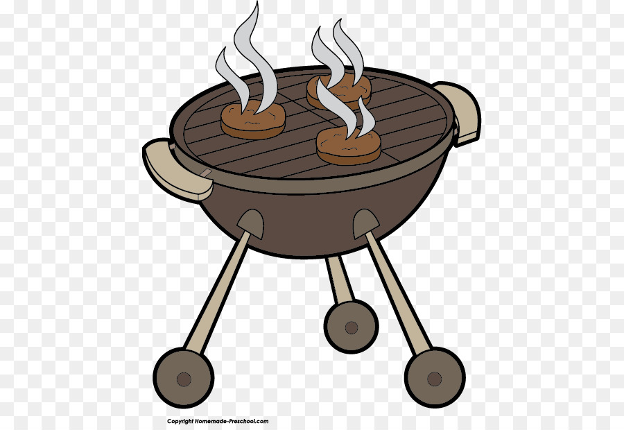 picture freeuse stock Table cartoon png download. Grilling clipart pulled pork bbq