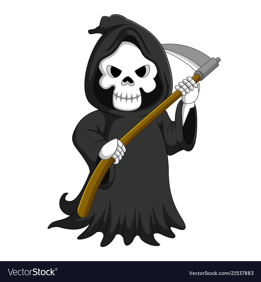 banner library stock Free download clip art. Grim reaper clipart bone