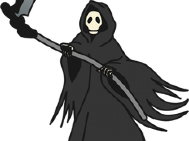 picture freeuse Grim Reaper Clipart