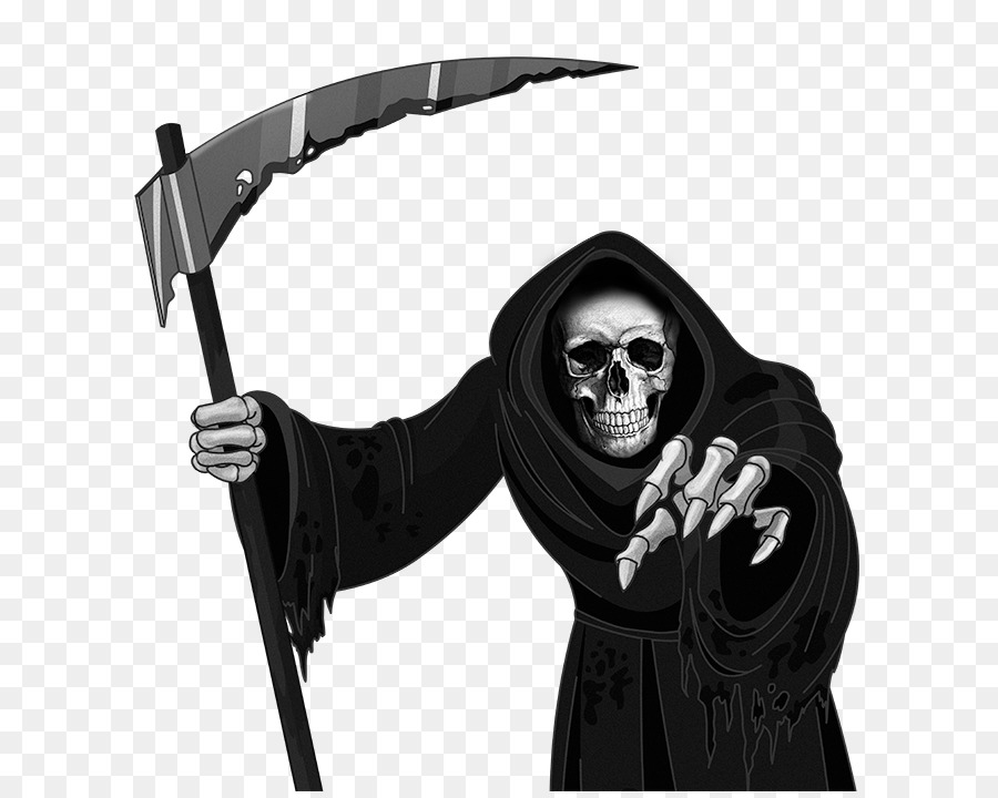royalty free stock Grim reaper clipart grm. Free gram download clip