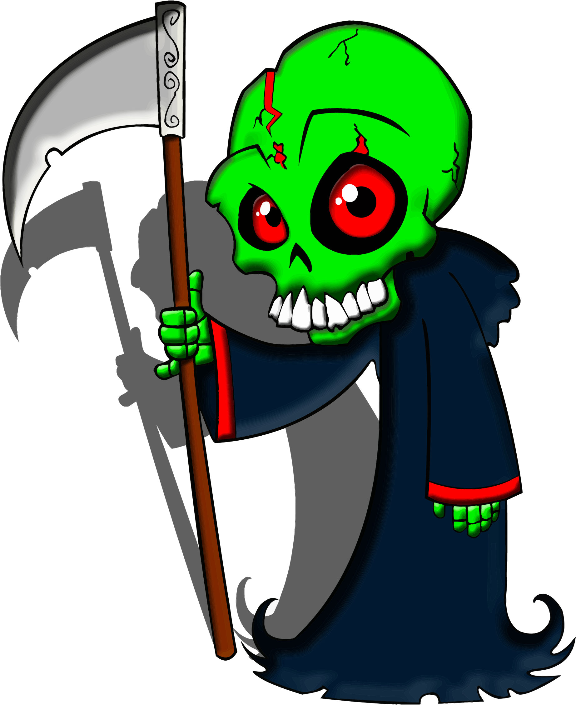 svg royalty free library Grim reaper clipart grm. Free on dumielauxepices net