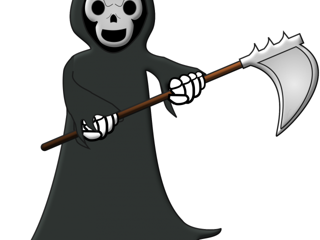 graphic black and white download Free on dumielauxepices net. Grim reaper clipart gtim