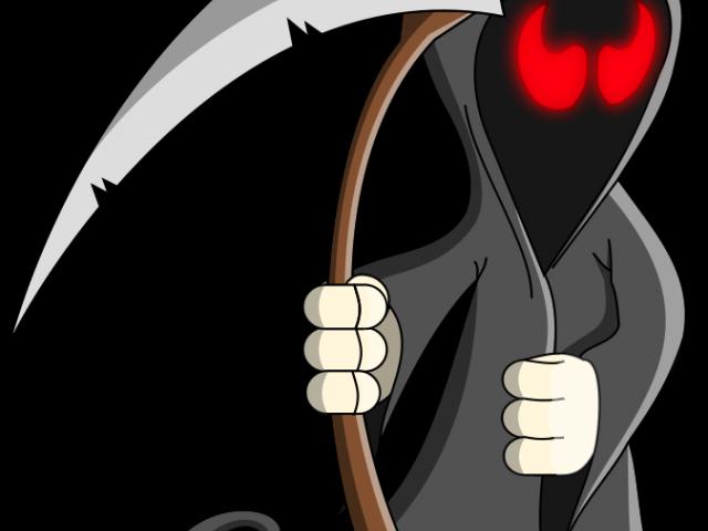 banner transparent Grim reaper clipart gtim. Free on dumielauxepices net