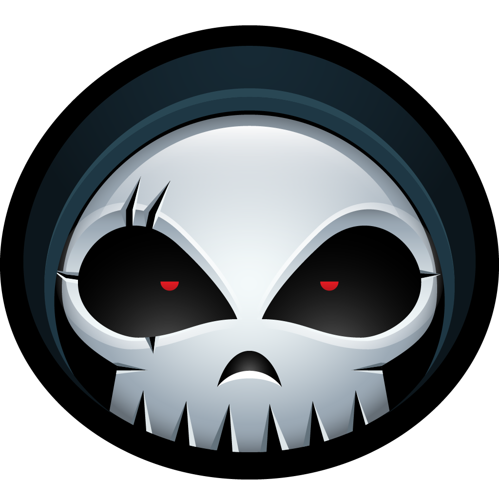 picture transparent Bone free on dumielauxepices. Grim reaper clipart icon
