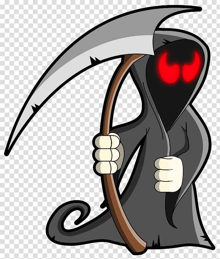 free download Grim reaper clipart icon. Death computer file halloween