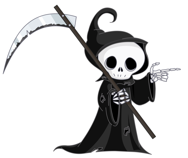 picture royalty free download Grim reaper clipart silhouette. Gallery free pictures