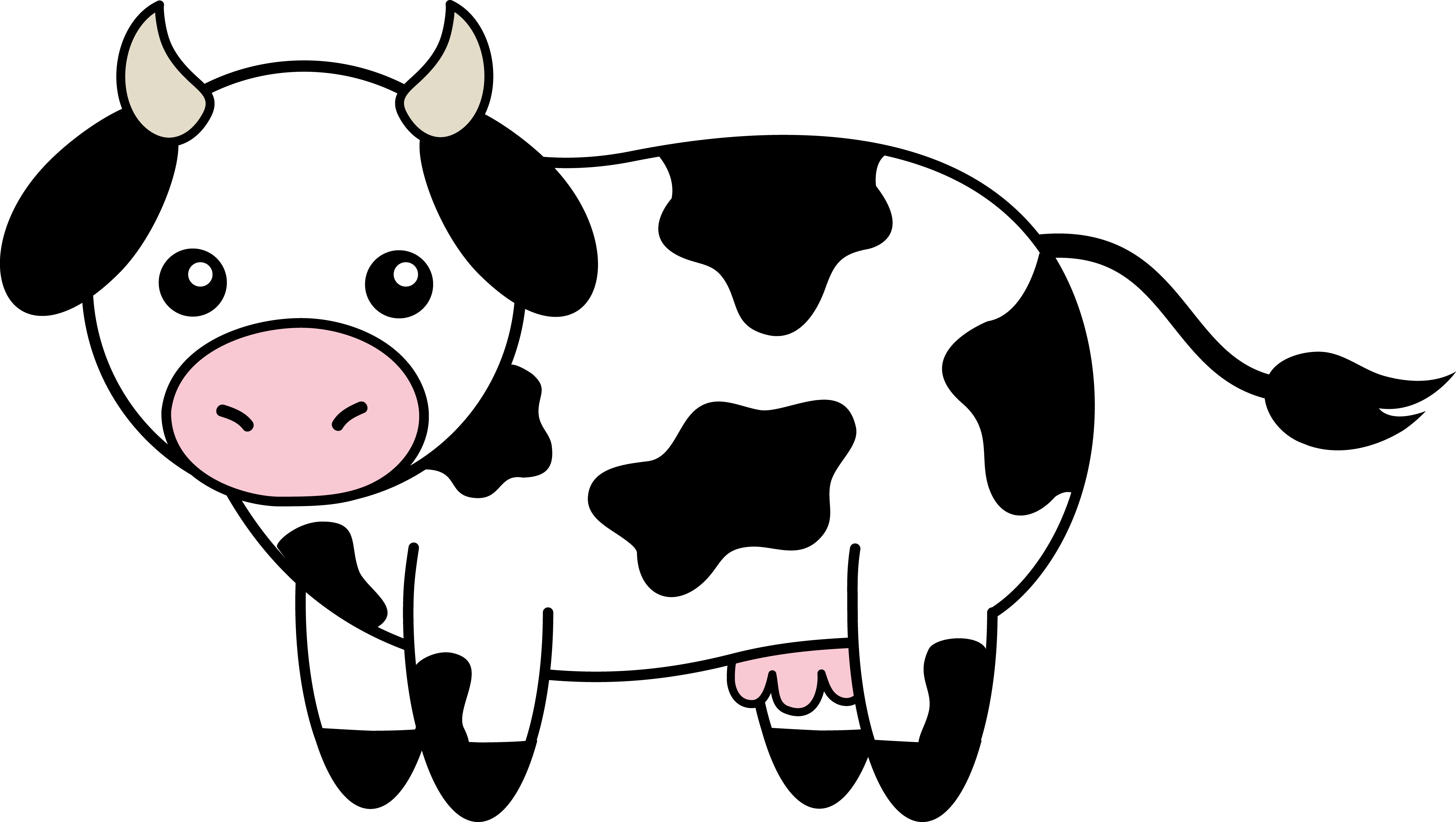 svg royalty free download Milking a cow clipart.  collection of beef
