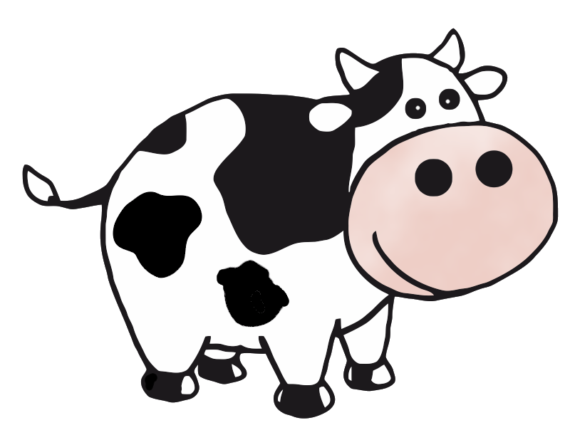 vector library stock  collection of beef. Grinch clipart cow