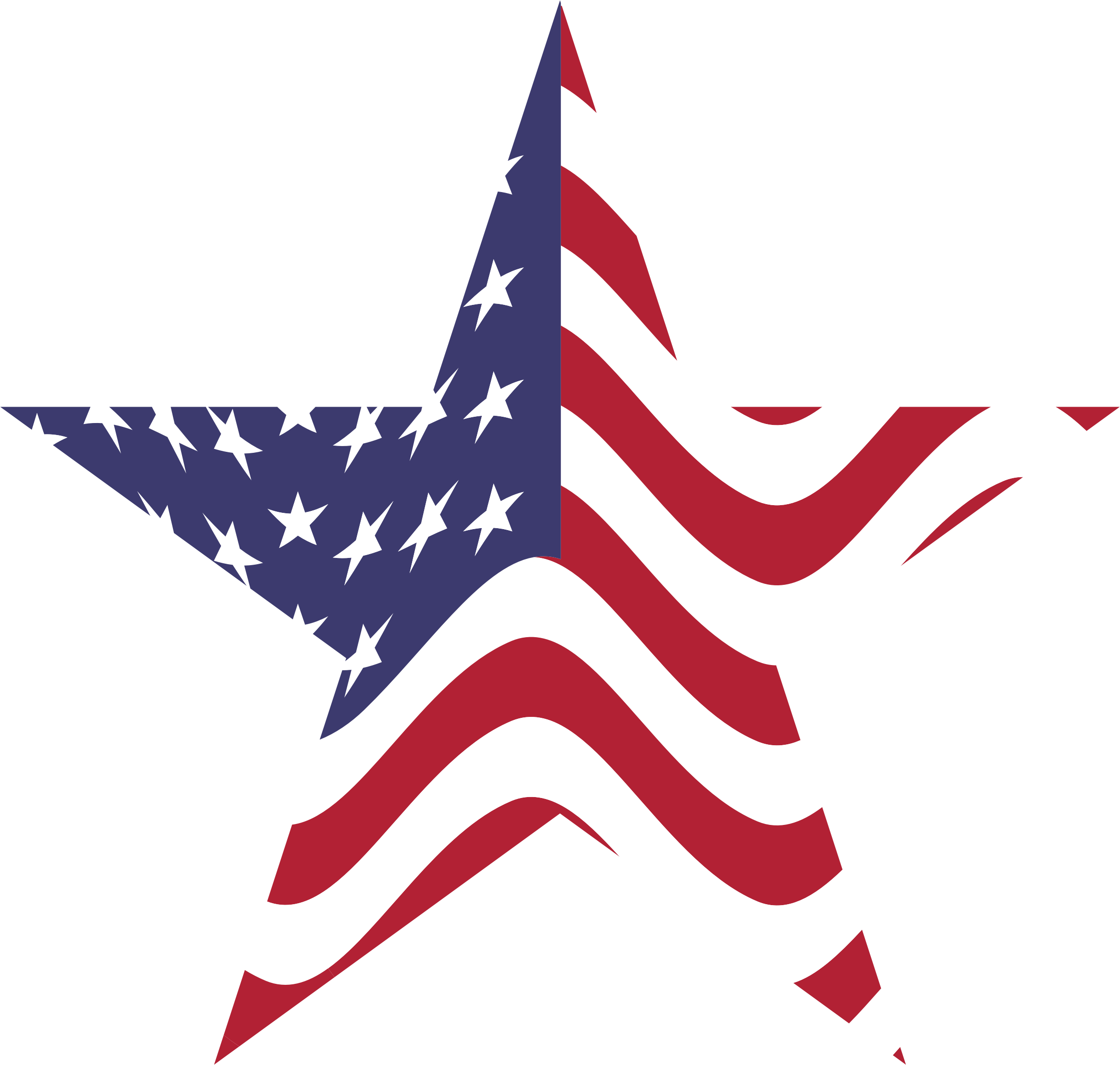 vector free download Usa drawing patriotic. American flag star by