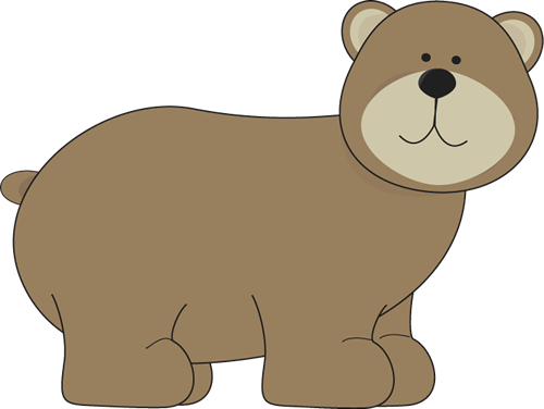 clip library download Bear . Grizzly clipart