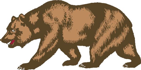 png royalty free Bear clipart png. California clip art at