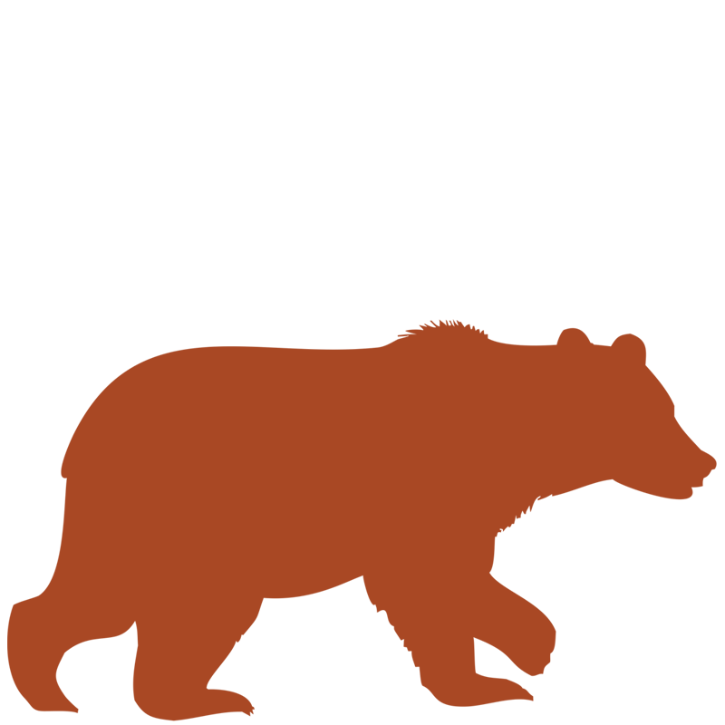 freeuse Grizzly clipart cabin. Mountain frames illustrations hd