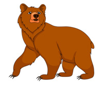 clipart free  grizzly clip art. Clipart of bear