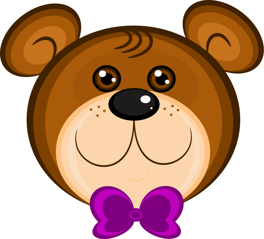 picture free download Grizzly clipart head. Bear graphics creative hdq