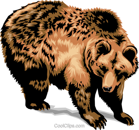 image transparent stock Grizzly clipart transparent. Bear free on dumielauxepices