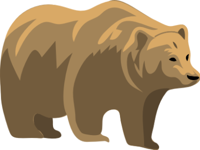 image stock Clipart of bear. Bears grizzly transparent
