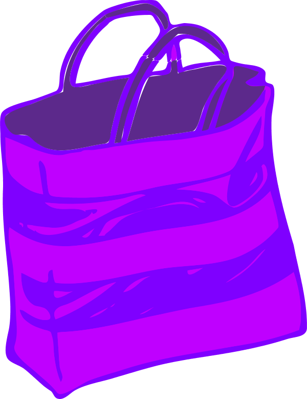 clipart freeuse Shopping Bag Clipart at GetDrawings