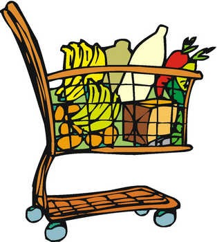 png royalty free download Grocery clipart. Free cliparts download clip