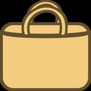 jpg royalty free Shopping bag panda free. Grocery clipart sack