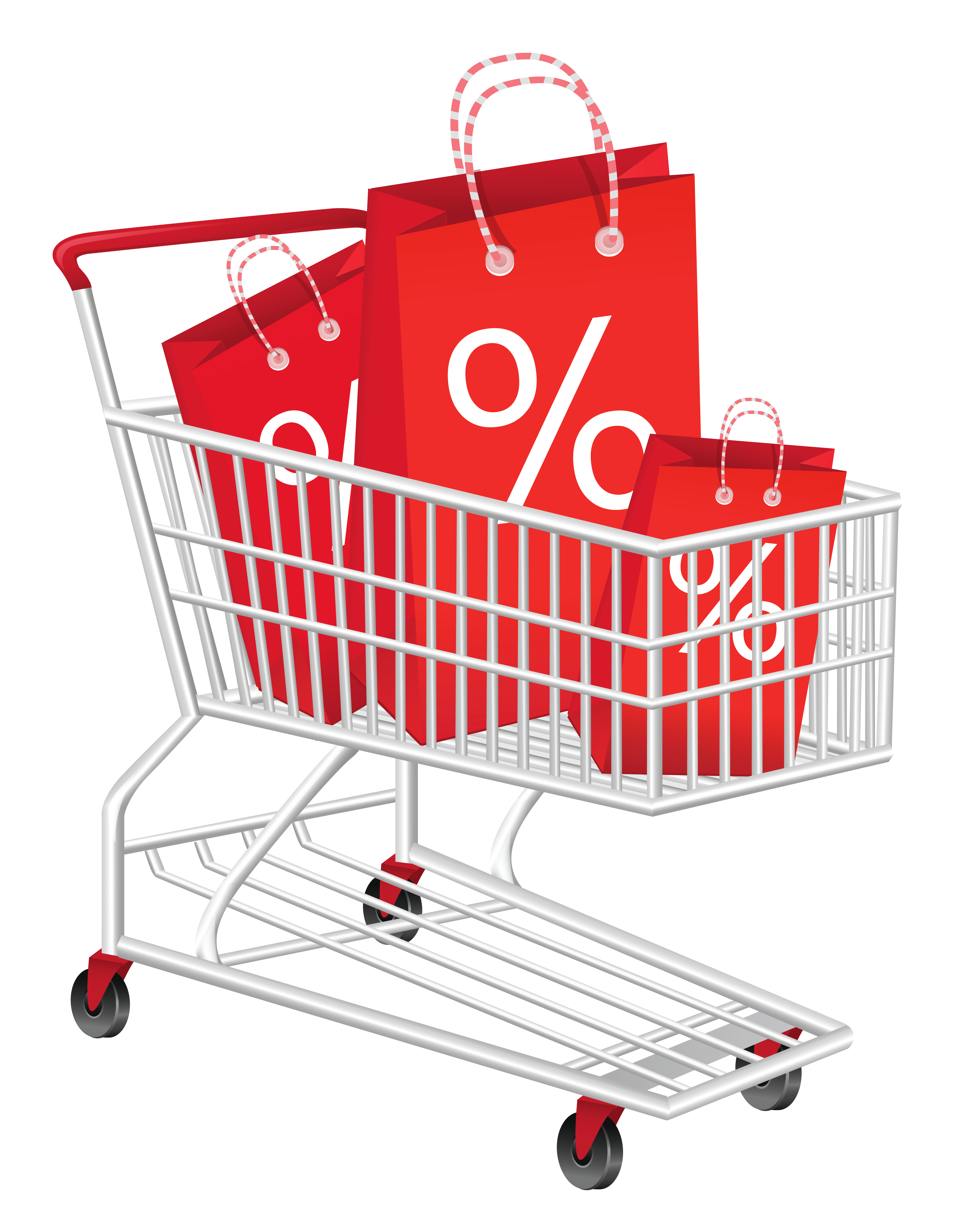 graphic transparent stock Shopping cart at getdrawings. Supermarket clipart man.