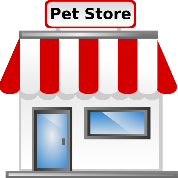 image royalty free stock clip shop pet #92420236