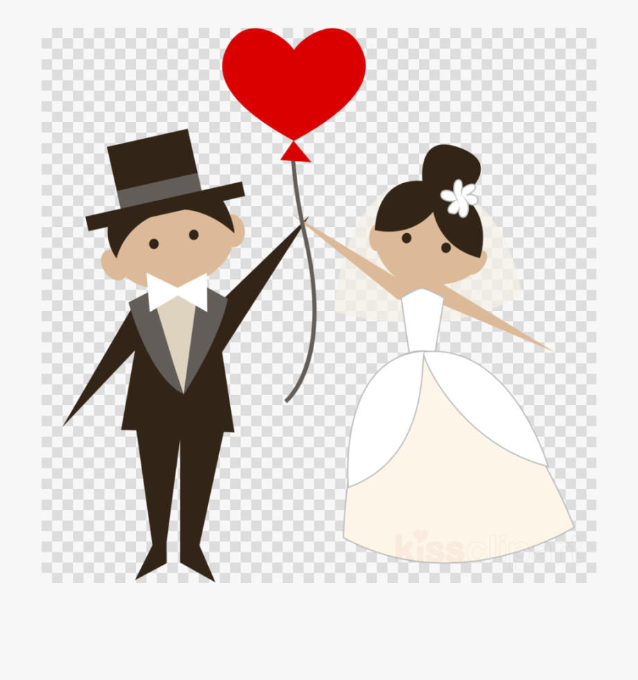 jpg free library Bride and png bridegroom. Groom clipart.