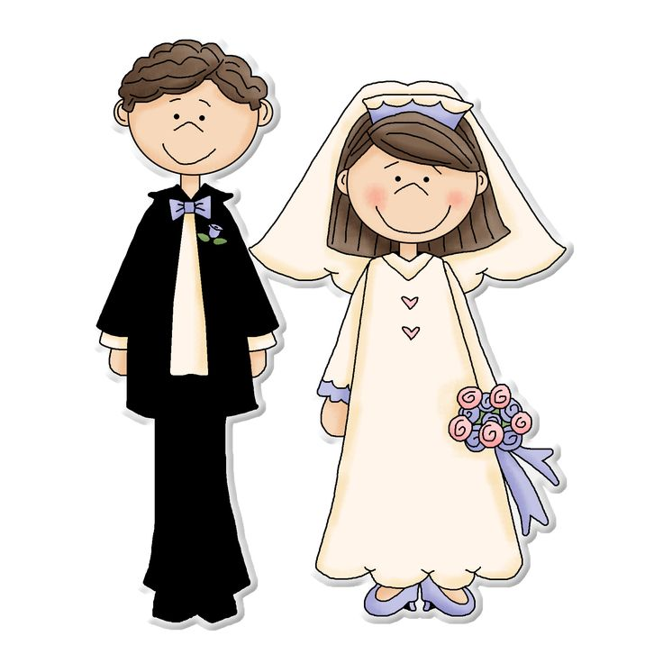clip freeuse library Groom clipart. Bride and images about.