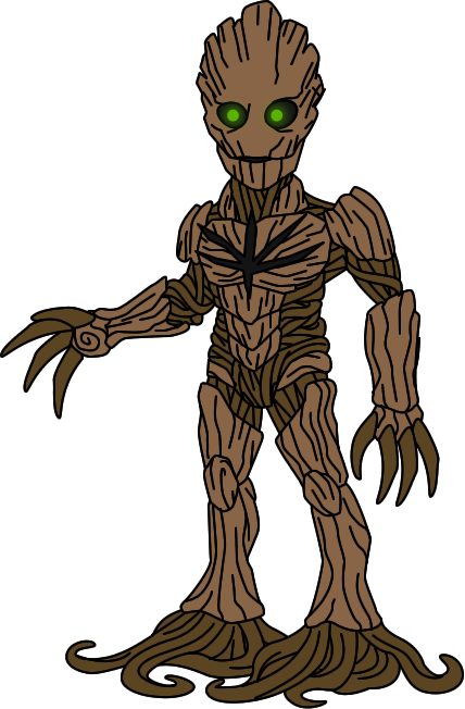 graphic freeuse Groot by chattanooga